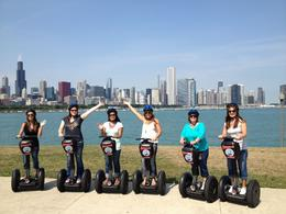 Photo of Chicago Chicago Segway Tour Fun Day for Changes Salon in Warrenville