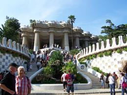 Photo of Barcelona Barcelona Hop-on Hop Off Tour: North to South Route Guell Park