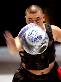 Photo of Shanghai Shanghai Circus World: ERA Intersection of Time Acrobatics Show Jar Juggling.jpg