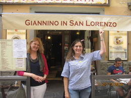 Besides the lunch being more than we had anticipated, it was in the and quot;San Lorenzo and quot; district which ironically is where my sister and I grew up.. ... except it was San Lorenzo,..., sharon m - August 2014
