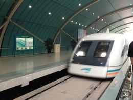 Photo of Shanghai Round-trip Transfer by High-Speed Maglev Train: Shanghai Pudong International Airport Maglev