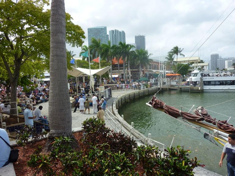 Miami Day Trip and Florida Everglades (Warf where we caught the boat) - Orlando