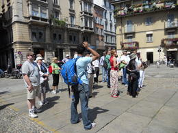 Photo of Milan Skip the Line: Small-Group Milan Walking Tour with da Vinci's 'The Last Supper' Tickets Milan Walking Tour Group