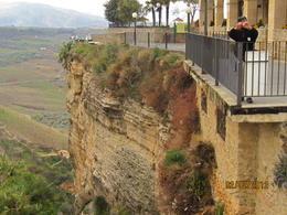 Photo of Costa del Sol Ronda and Tajo Gorge Day Trip from the Costa del Sol mountain view