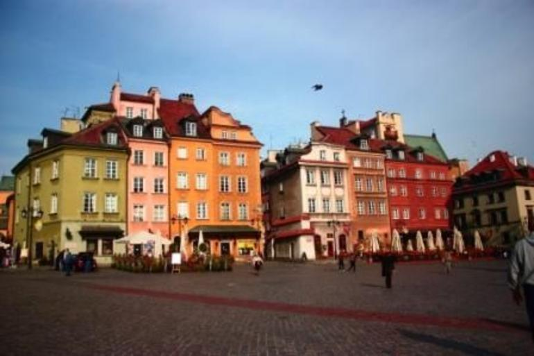 Old Town Warsaw - Warsaw