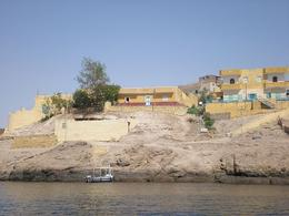 On the way to Philae Temple in Aswan - May 2008