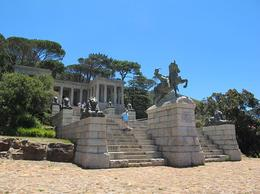 Rhodes Memorial in the Sunshine!, Nick - March 2012