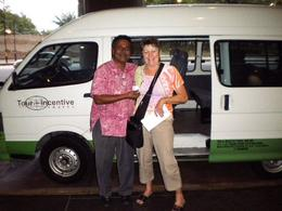 """RAJAH' our fantastic driver, who didn't stop talking for one minute-absolutely hillarious-he had us in stitches. He gave us a history lesson about Malaysia and didn't stop talking about ""his ... , Jens S - June 2010"