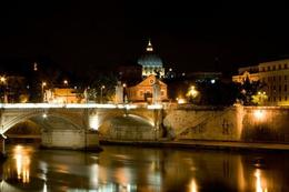 Photo of   Tiber River