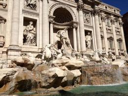 Photo of Rome Skip the Line: Ancient Rome and Colosseum Half-Day Walking Tour Trevi fountain
