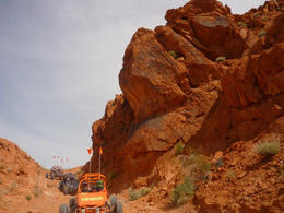 Photo of Las Vegas Valley Of Fire Buggy Tour Valley of Fire Buggy