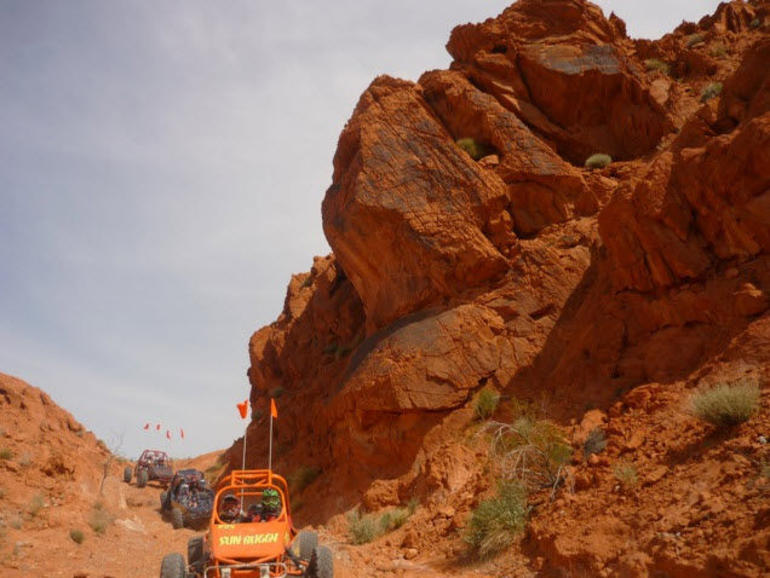 Valley of Fire Buggy - Las Vegas