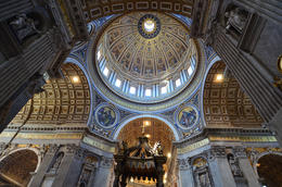 St. Peter's Basilica, Jeff - July 2013