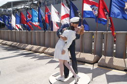 Photo of   Victory Kiss