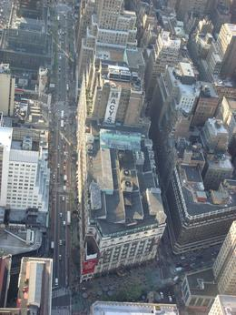 Photo of New York City Empire State Building Tickets - Observatory and Optional Skip the Line Tickets view from the top