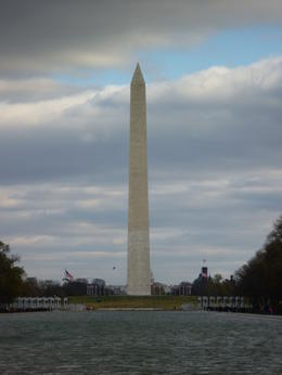 Photo of Washington DC Arlington National Cemetery and War Memorials Tour Washington Monument