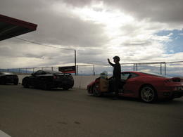 Photo of Las Vegas Exotic Car Driving Experience Elite Package Who deosn't want to drive a Ferrari?