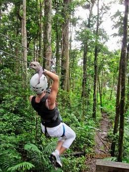 Photo of St Lucia St Lucia Aerial Tram and Zipline Canopy Tour Zipline