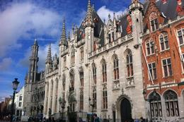 Markt Square in Bruges , Megan S - October 2012