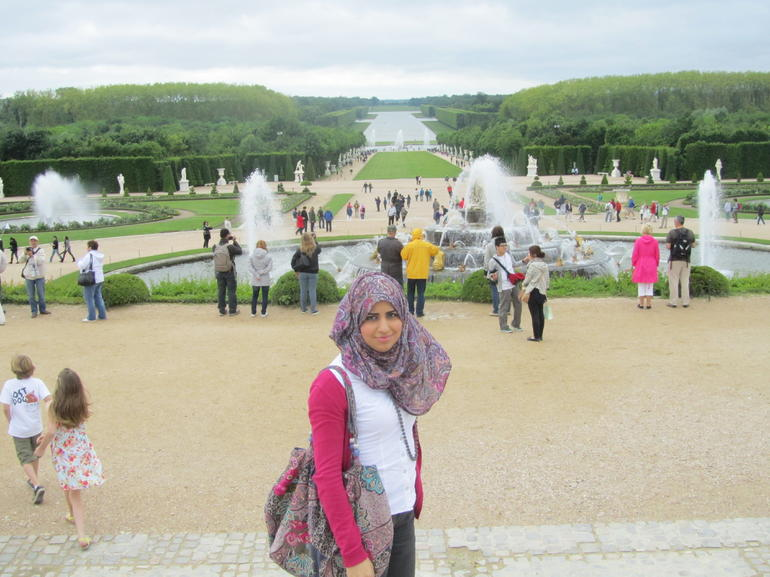 at Garden - Paris
