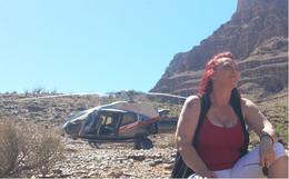 Photo of Las Vegas Grand Canyon Helicopter Tour from Las Vegas Canyon Floor