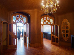 The Hall of Casa Batllo , stephonzx - March 2015