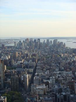 Photo of New York City Empire State Building Tickets - Observatory and Optional Skip the Line Tickets downtown manhattan