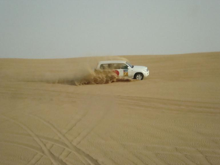 Dune bashing in Dubai - Dubai