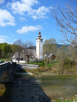 Photo of Slovenia Bled and Bohinj Valley Tour from Ljubljana Lake Bohinj