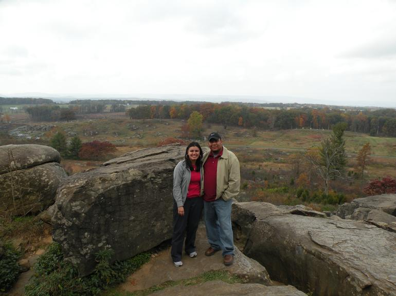 Little Round Top - Washington DC