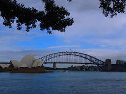 Mrs. Macquarie's Point is a great spot to see the Sydney Opera House and Harbor Bridge. , Kevin F - June 2014