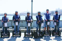 Photo of San Francisco San Francisco Waterfront Segway Tour Our Group