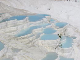 Photo of Istanbul 6-Day Small-Group Turkey Tour from Istanbul: Pamukkale, Cappadocia, Ephesus and Hierapolis Pamukkale