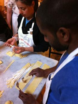 Photo of Florence Small-Group Italian Cooking Class in Florence Photo 14-04-2012 12 58 39