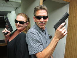 Photo of Las Vegas Viator Exclusive: Las Vegas Gun Store and Firing Range Package Ready?