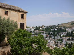 View of Granada, Laura All Over - August 2014