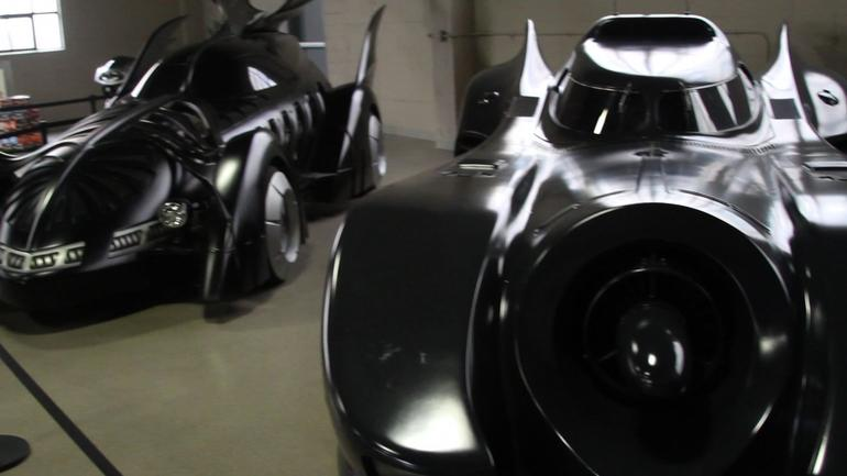 The Batmobiles - Los Angeles