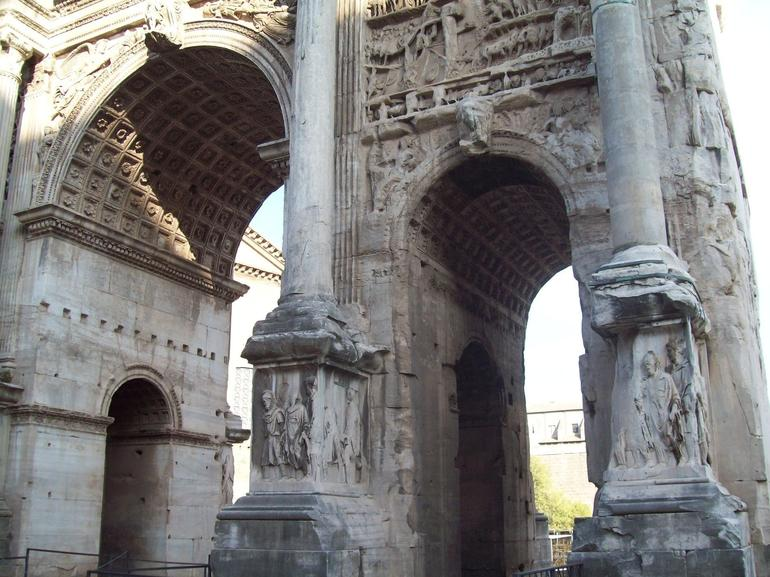 The Forum - Rome