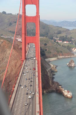 Photo of San Francisco San Francisco Vista Grande Helicopter Tour The Golden Gate Bridge