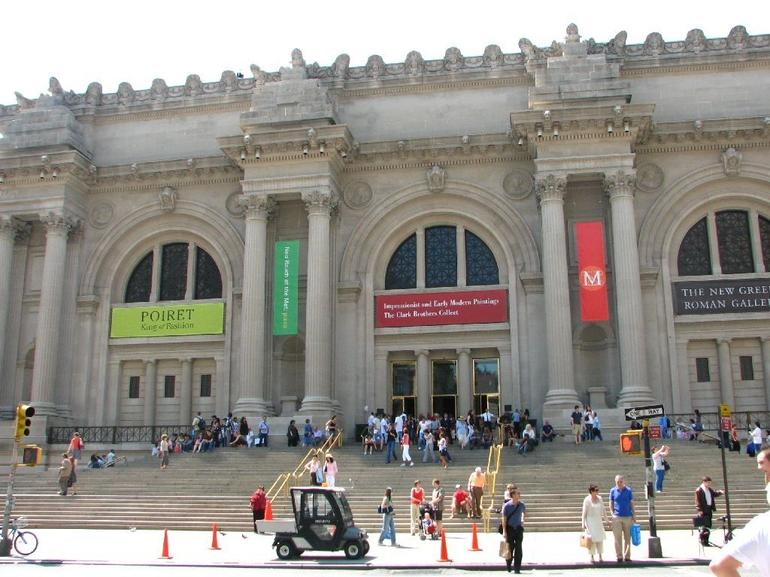 The Metropolitan Museum of Art - New York City