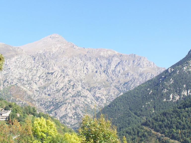 The Pyrenees Mountains - Barcelona