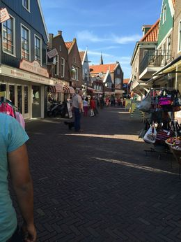 Shopping and traditional Dutch foods! , Lora D - June 2015
