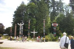 Photo of Vancouver Vancouver City Sightseeing Tour Totem Poles - Stanley Park