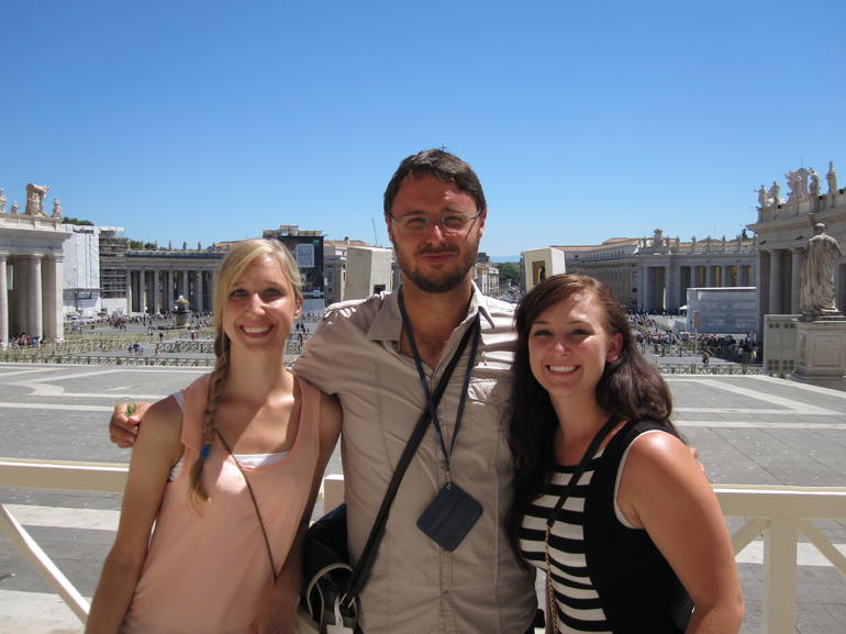 Tour of the Vatican - Rome