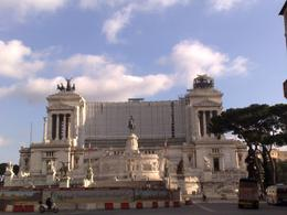 Victor Emmanuel Monument., Ramesh S - March 2008
