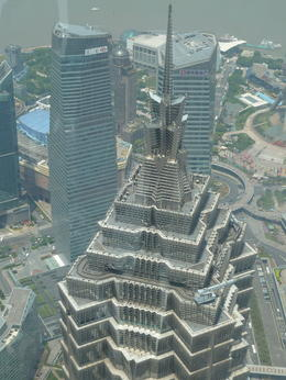 nice view of the other big tower in Shanghai , 123gabyn - June 2012
