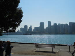 Stanley Park is a must see. Beautiful views, a photographer's dream! , PATRICIA S - October 2013