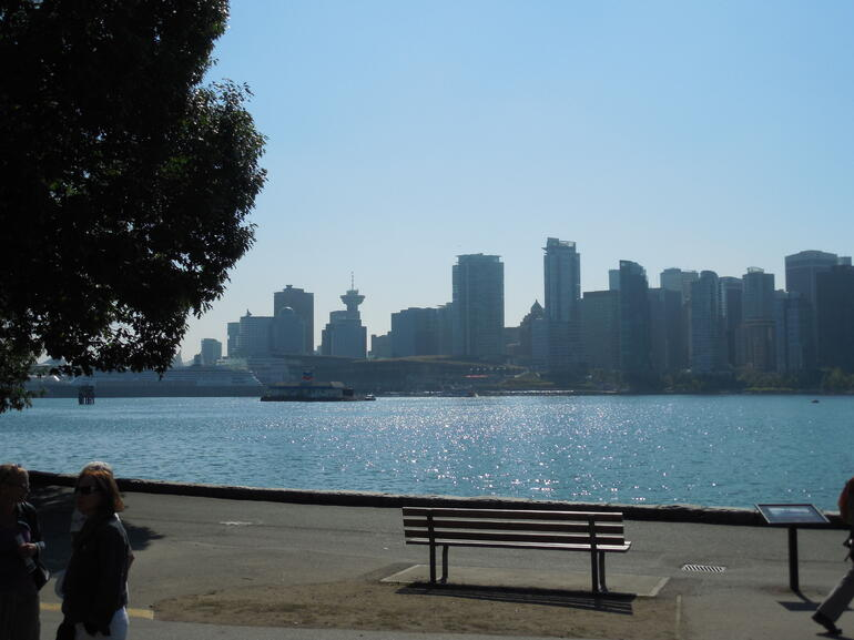 Views From Stanley Park - Vancouver