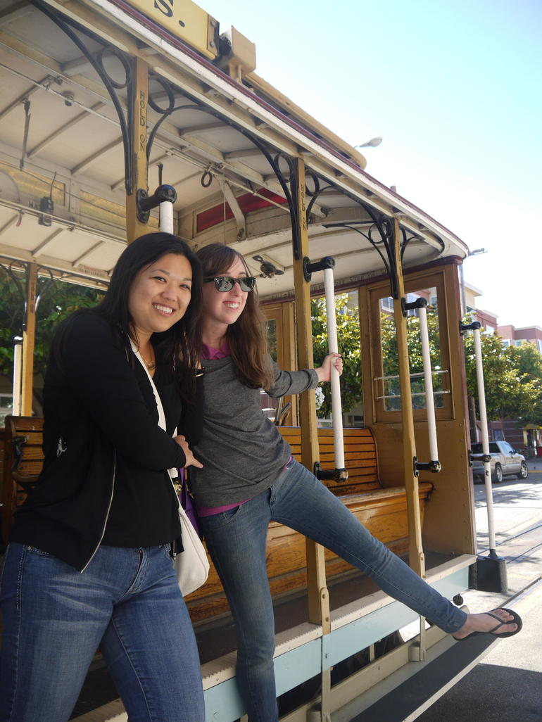 Cable cars - San Francisco