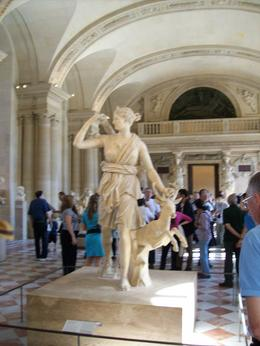 Photo of Paris Skip the Line: Paris Louvre Museum Guided Tour Diana the Huntress